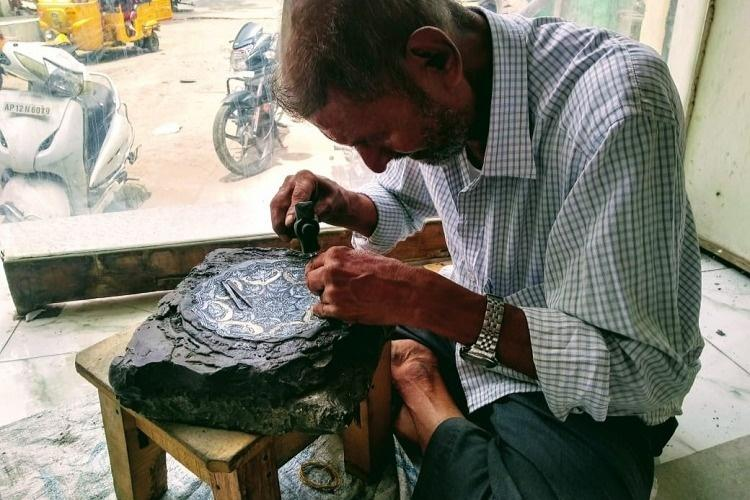 The decline of Bidriware How a 14th century Persian handicraft is dying in Hyderabad