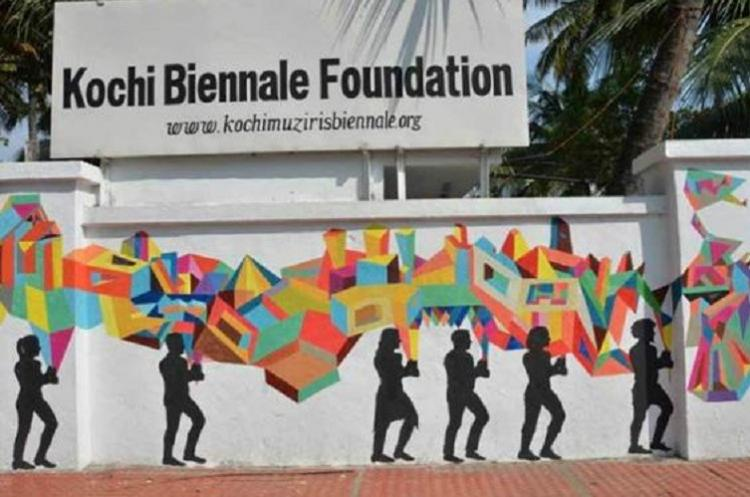 Kochi Biennale to auction artwork to raise money for flood relief