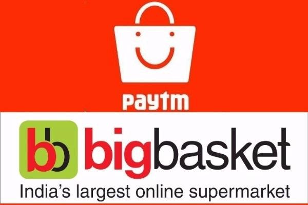 Paytm Mall in talks with BigBasket to pick up minority stake for 200 million