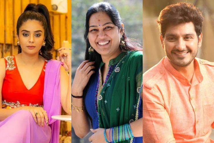 Actors TV stars and social media celebs Meet the 15 contestants of Bigg Boss Telugu