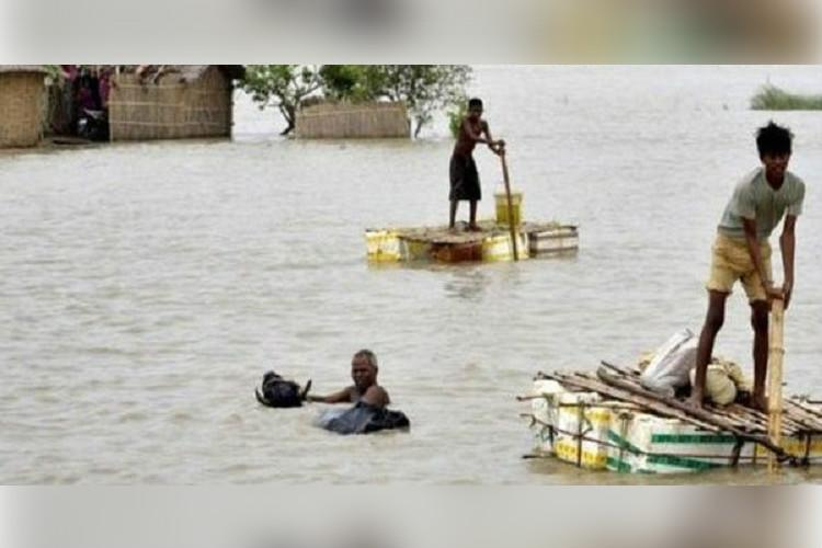 Nearly 2 million affected by floods in Bihar crops worth crores destroyed