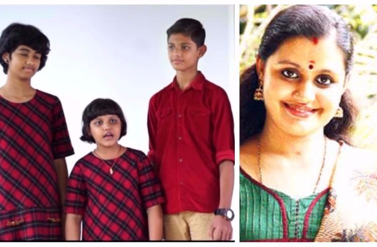 Late dancer Santhi Mohandass children niece sing a moving tribute to a mothers love