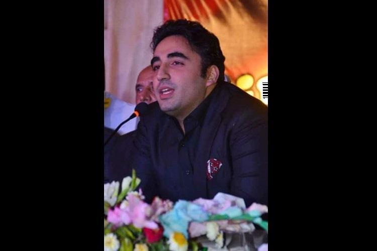 Modi butcher of Gujarat and JK no hope from him Bilawal Bhutto