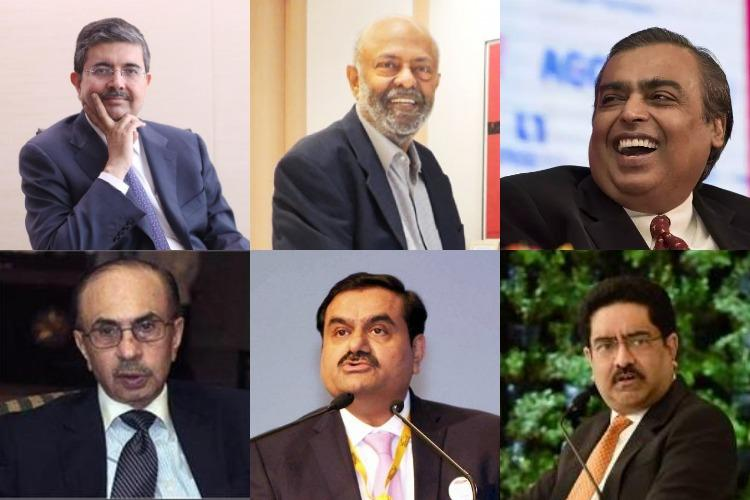 Combined wealth of 63 Indian billionaires more than countrys Union Budget Oxfam report