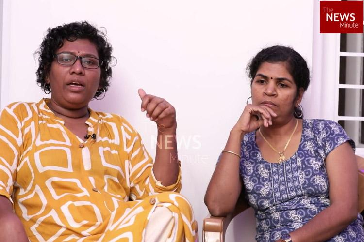 We chose to remain hidden will return home this week Bindu and Kanakadurga to TNM
