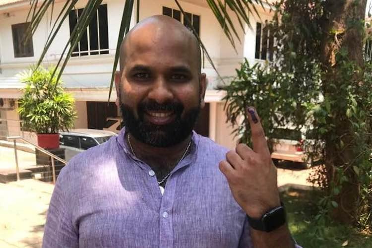 Binoy Kodiyeri appears before Mumbai police for questioning in rape case