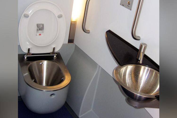 Aircraft-type bio-vacuum toilets on Indian Railways from January 2018