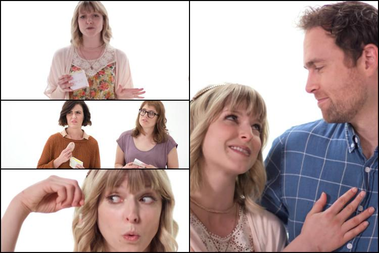 Video Women heres what birth control ads would tell you if they were honest
