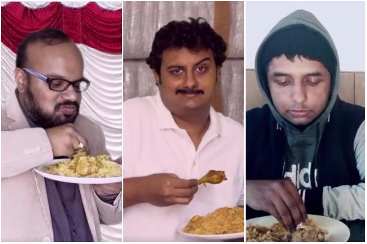 Tribute to Biryani A Bengaluru comedians brilliant parody of Shape of You