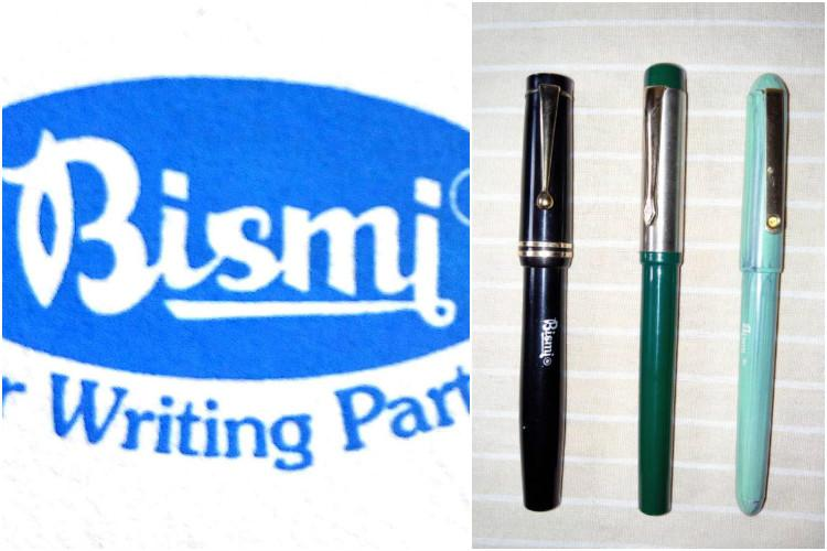Everyone knows Parker and Sheaffer but does anyone remember Keralas Bismi pens