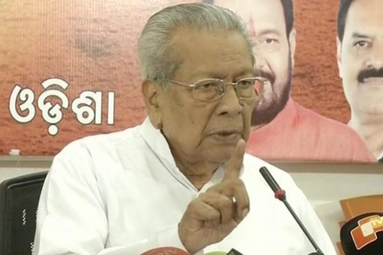 Veteran BJP leader Biswa Bhusan Harichandan appointed as Governor of Andhra Pradesh