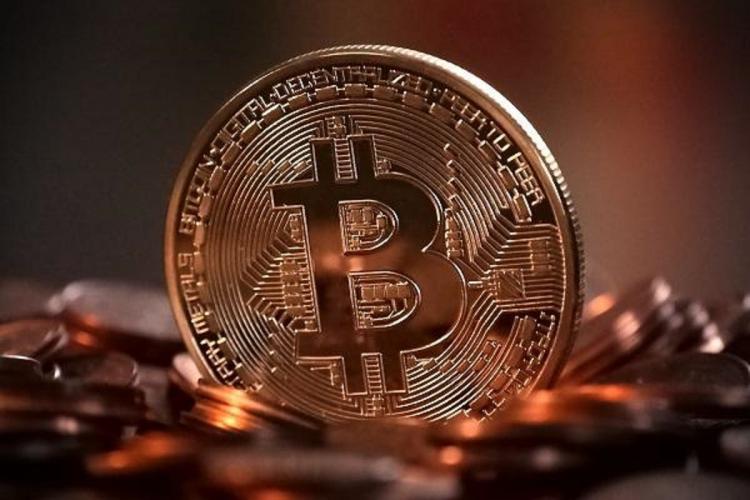 Representational image of Bitcoin