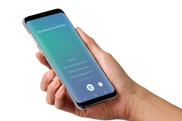 Samsung wont let you customize its Bixby button on the new Galaxy S8 and S8