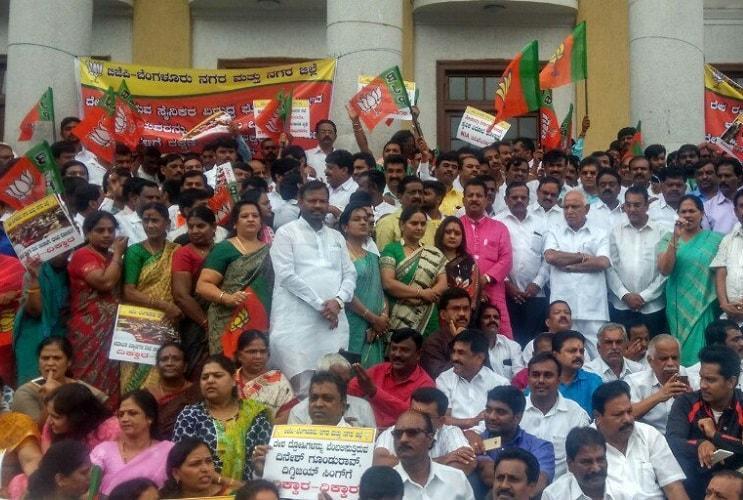 Yeddyurappa demands NIA probe into Amnesty case