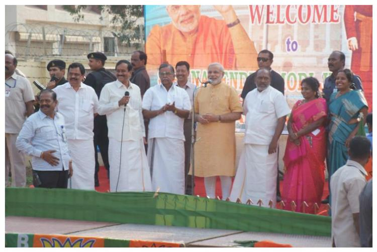 TN elections 2016 BJP to focus on bringing in caste and community groups