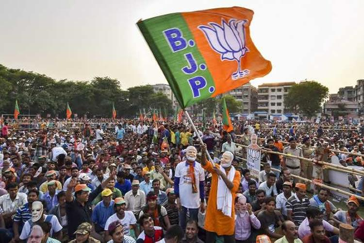 Is BJP growing in Telangana with the help of Congress