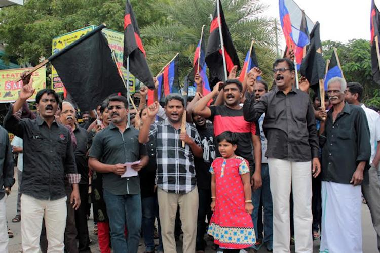 Dravidian group moves Madras HC seeking permission for Pig Poonal event