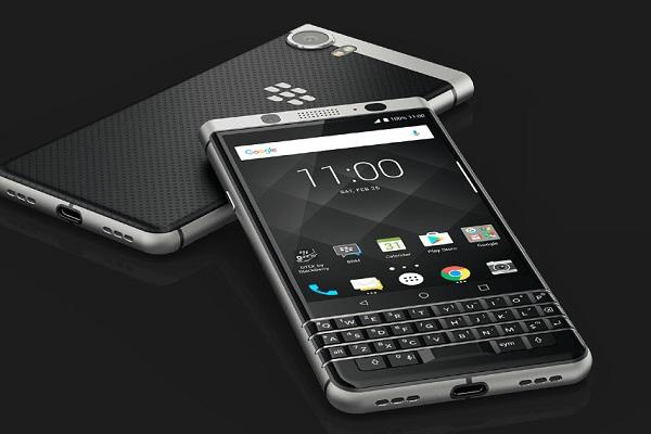BlackBerry KEYone review Good design a physical keyboard and a dose of nostalgia