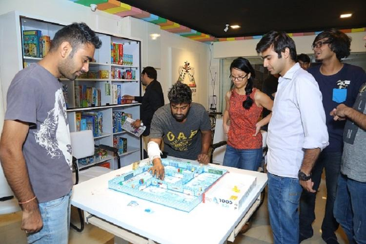 From Scrabble to Abyss you can play 700 board games at this Hyderabad cafe