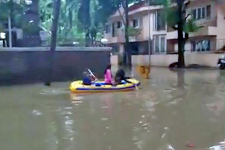 Not fiction Bengaluru folks forced to buy boat following regular flooding after rains