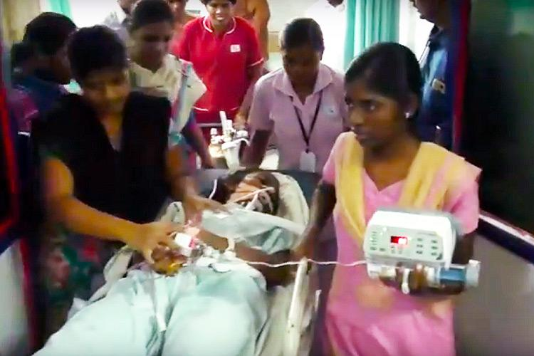 From joyride to nightmare Tuticorin survivor recounts horrifying moments before boat capsized
