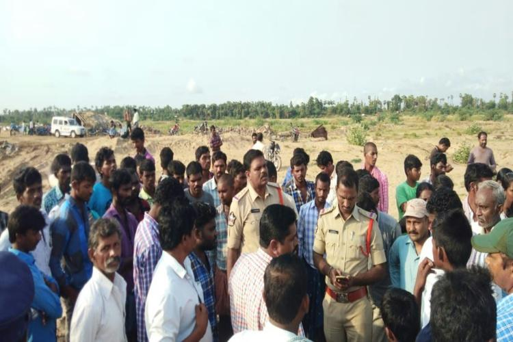Woman 4-yr-old die as boats collide in Krishna River in AP