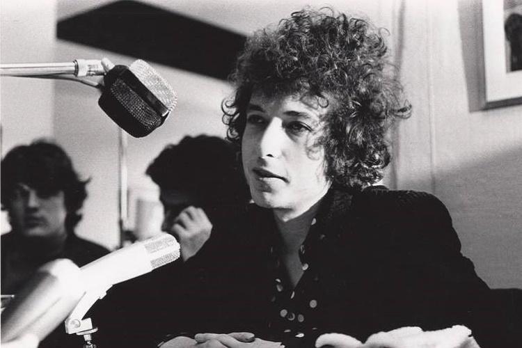Bob Dylan receives Nobel Literature prize in Stockholm