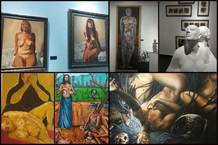 Body art at Kerala museum inspires people to accept the beauty of the naked
