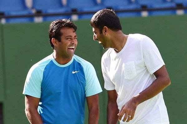 Rio Olympics Bopanna drops Paes for Myneni leaves Twitter fuming
