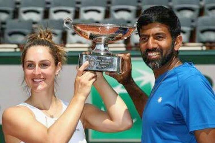 Bopanna-Dabrowski clinch French Open mixed doubles title