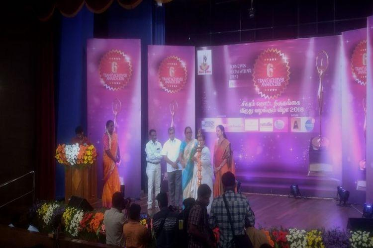 Born2Win recognises 19 achievers from TN trans community honours them with awards