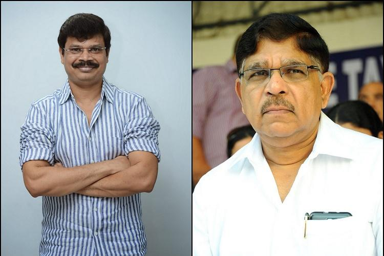 Producer Allu Aravind announces his next with Boyapati Srinu