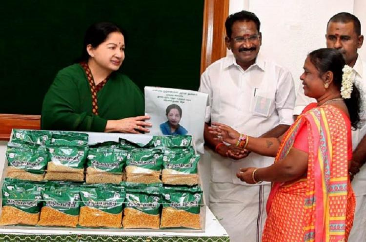 Jayalalithaa The Amma of the welfare wagon
