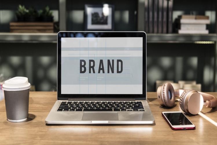 Brand written on PC