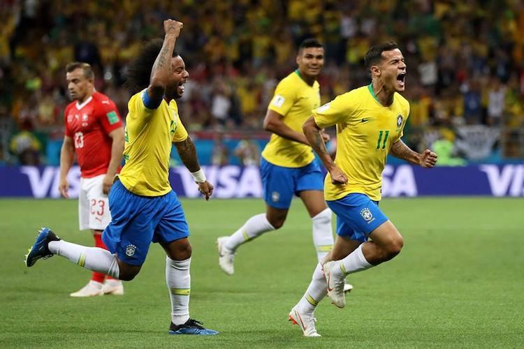 Preview Brazil look to seal qualification in last group match against Serbia