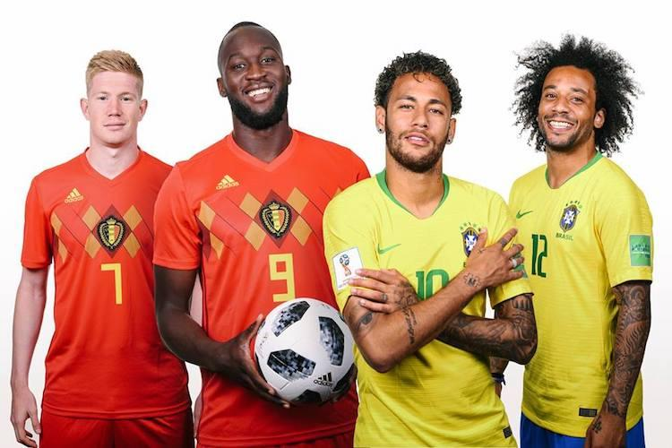 Preview Belgiums golden generation have task cut out against Brazil