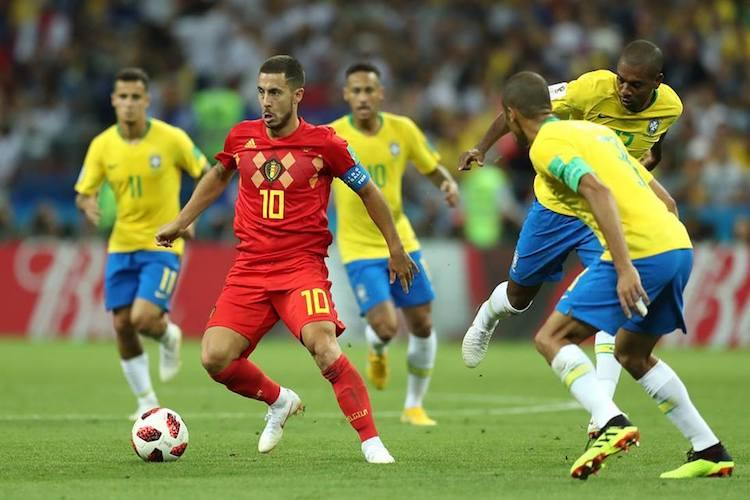 Luck not on our side its hard to accept Brazil coach Tite rues loss to Belgium