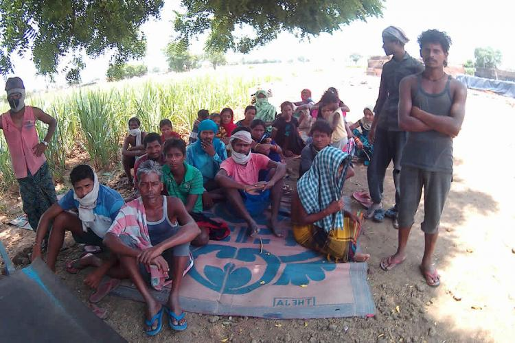 Brick kiln workers left to fend for themselves in Telangana