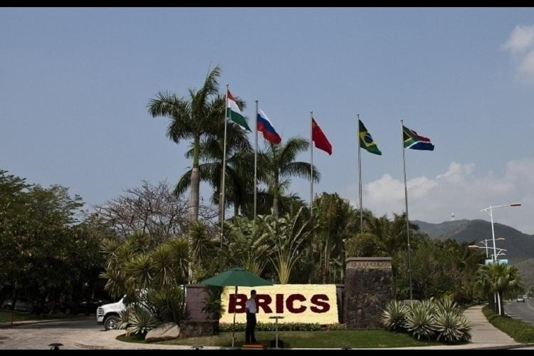 Scuffle at BRICS meet between Chinese media and police