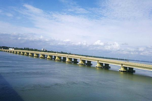 In Kerala these century-old bridges are in excellent condition while newer ones need repair