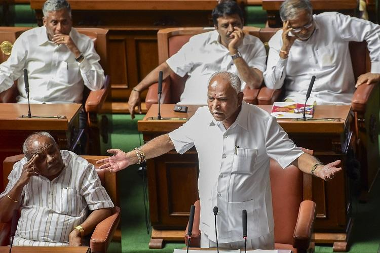 Modis burden has become heavier after Karnataka setback