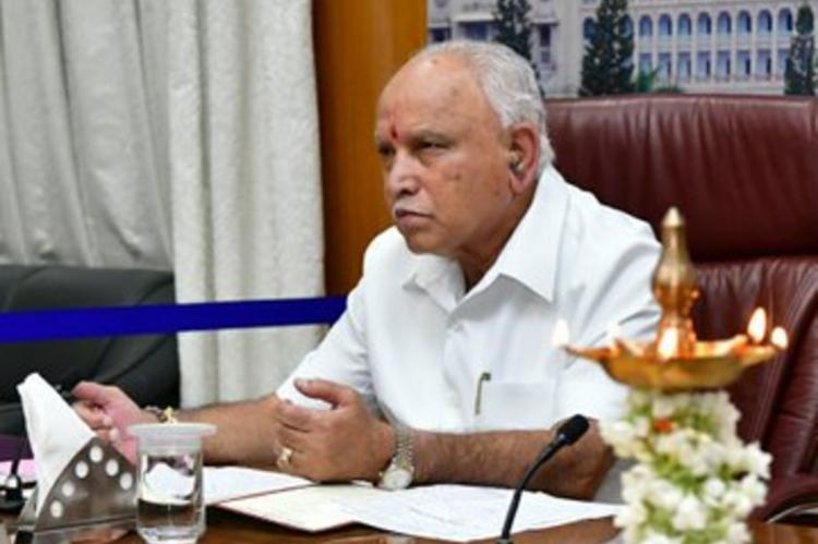BS Yediyurappa is going to meet the high command