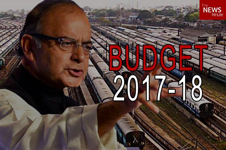 Jaitley announces SMS service for cleaning coaches no service charge on online booking