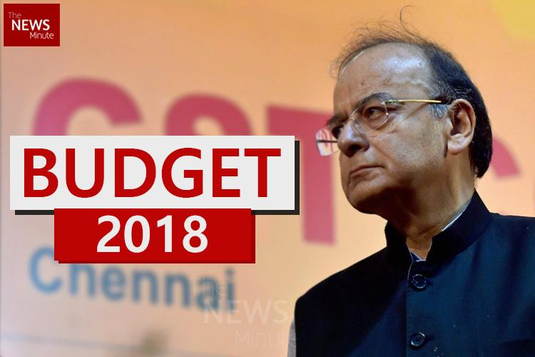 Budget 2018 No tax cuts for salaried but MPs salaries to be revised every 5 years