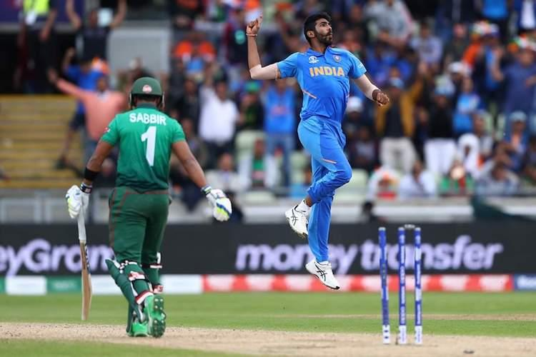 India beat Bangladesh by 28 runs qualify for World Cup semifinals
