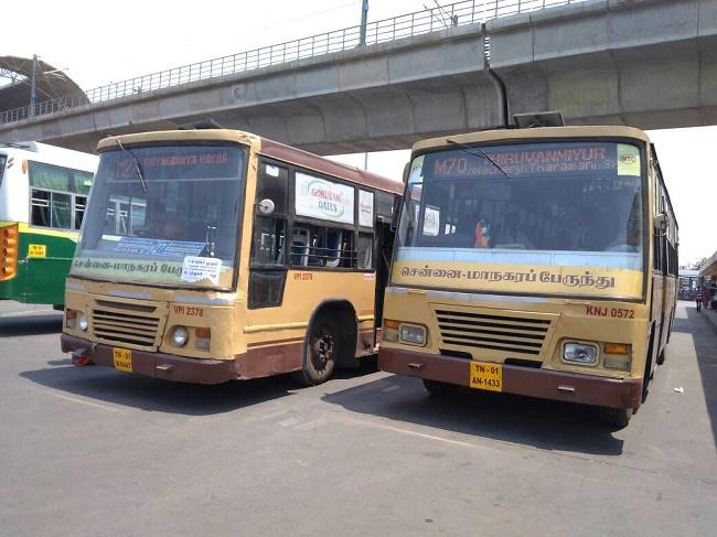 TN govt agrees to clear dues worth Rs 1250 crore buses back on roads as strike ends