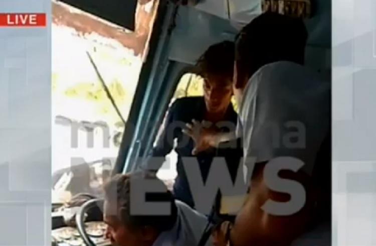 Kerala man held for assaulting KSRTC driver
