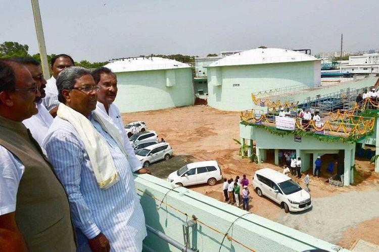 Big step for clean Bellandur lake Bengaluru gets first power-generating sewage treatment plant