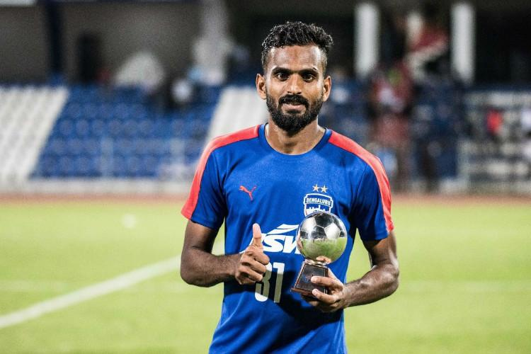 Kerala AGs office to fire football player CK Vineeth for lack of attendance in day job