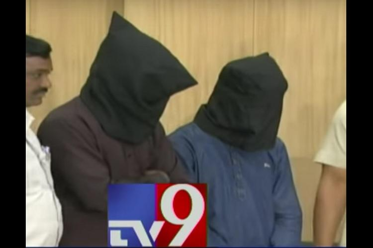 Two men arrested in Hyderabad for molesting woman passenger in a private cab